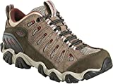 Oboz Sawtooth Low B-Dry Walking Shoes - 10 - Brown