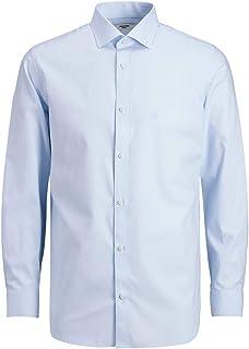 JACK & JONES Jprblaroyal Shirt L/S Noos Camicia Uomo