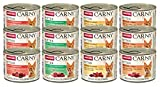 Animonda Nourriture pour chat Carny Kitten- Pack de 12 (12 x 200 g)