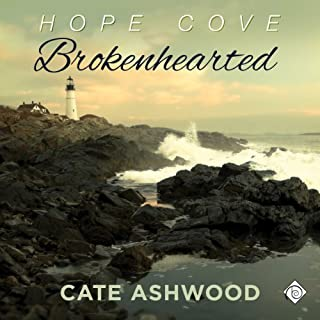 Brokenhearted audiobook cover art