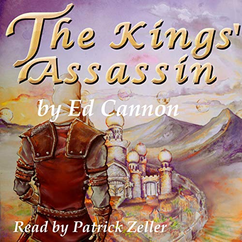 The Kings' Assassin audiobook cover art