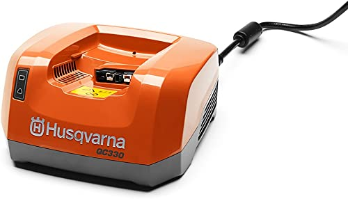 popular Husqvarna online QC330 Replacement 40-Volt Battery online sale Charger online