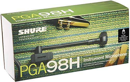 シュアー SHURE PGA98H-TQG ダイナミック型マイクロホン XLRケーブル4.6m付属) ワイヤレスマイク