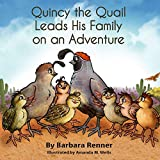 Quincy the Quail Leads His Family on an Adventure (English Edition)