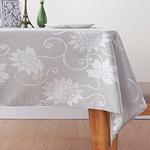 Polyester Jacquard Rectangle Hôtel Nappe Multifonction Décoration Couverture Tissu , 130cm * 180cm