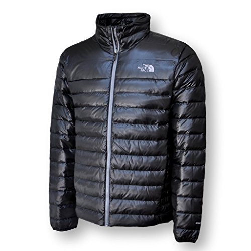 The North Face Men's Flare 550 Down Jacket, TNF Black, Larg
