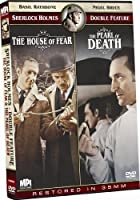 Sherlock Holmes: House of Fear & Pearl of Death [DVD] [Import]