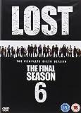 Lost: The Complete Sixth Season (5 Dvd) [Edizione: Paesi Bassi] [Edizione: Regno Unito]