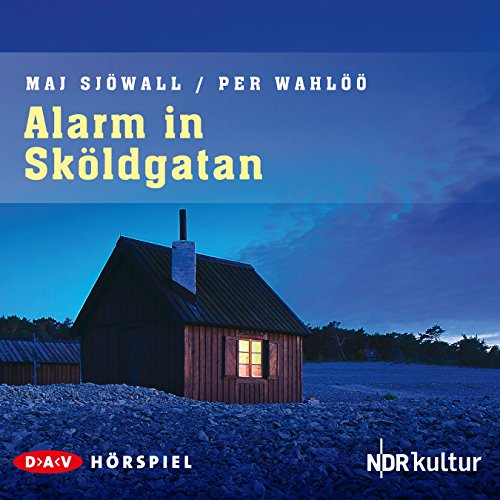 Alarm in Sköldgatan cover art