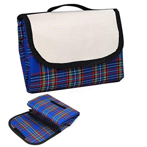 Bazaar Moistureproof Groot, waterdicht picknickdeken tapijt reizen schothond karawane camping uitstapje camping mat
