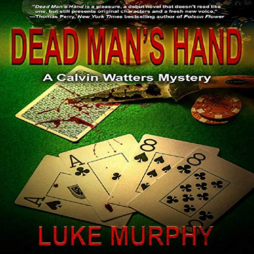 Dead Man's Hand audiobook cover art
