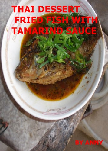 FRIED FISH WITH TAMARIND SAUCE (English Edition)