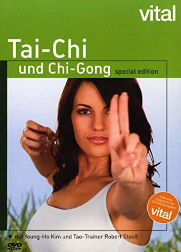 Tai Chi & Chi Gong mit Young-Ho Kim und Robert Stooß [Alemania] [DVD]