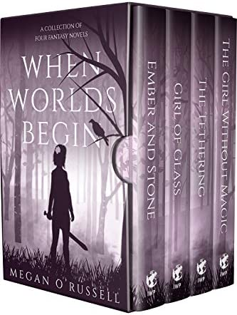 When Worlds Begin A Collection of Four Fantasy Novels product image