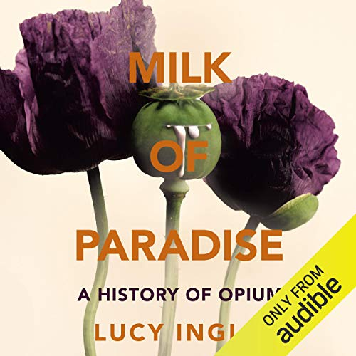 Milk of Paradise audiobook cover art