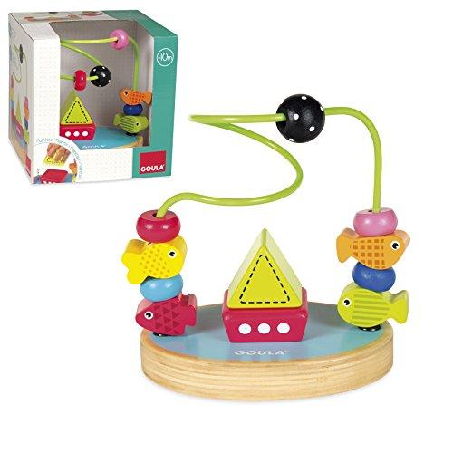 Goula D53453 - Eerste motorrijklus voor peuters speelgoed