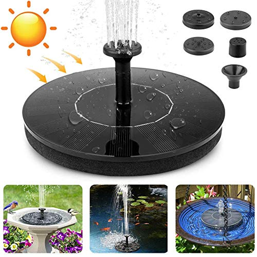Sporgo -   Solar Springbrunnen