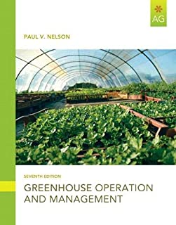 Greenhouse Operation and Management