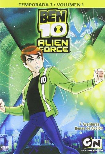 Ben 10: Alien Force - Temporada 3 (Volumen 1) [DVD]