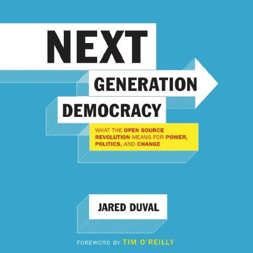 Next Generation Democracy audiobook cover art