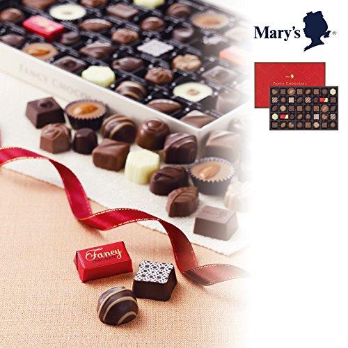 メリーチョコレート ファンシーチョコレート 【お菓子 おしゃれ お土産 40個入り かわいい ギフトセット 詰め合わせ つめあわせ 詰合せ 本格 絶品 人気 通販 おすすめ おいしい 美味しい 贈答品 贈答用 高級 プレゼント ブランド】