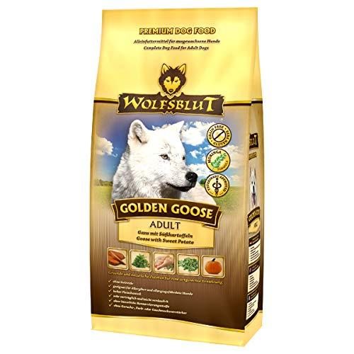 Wolfsblut | Golden Goose | 15 kg | Gans | Trockenfutter | Hundefutter | Getreidefrei