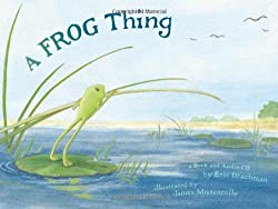 A Frog Thing by Eric Drachman