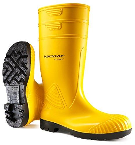 DUNLOP Acifort S5 Stiefel 43, gelb