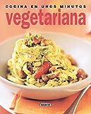 Cocina En Unos Minutos Vegetariana (Rincon Del Paladar) (El Rincón Del Paladar)