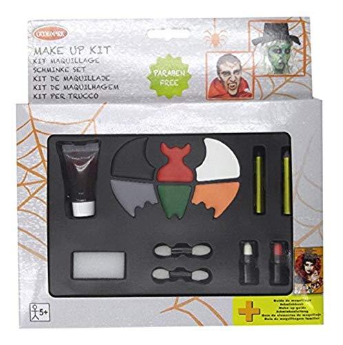 Good Mark Kit de maquillage chauve-souris, 1er Pack (1 x 14 pièces)