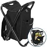 Outrav Black Backpack Cooler a...
