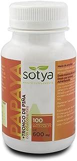 Amazon.es: Papaya - Vitaminas, minerales y suplementos ...