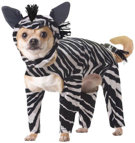 California Costumes Pet Zebra Dog Costume Costume
