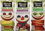 Minute Maid Juice Box, Variety Pack, 6 Fluid Ounce