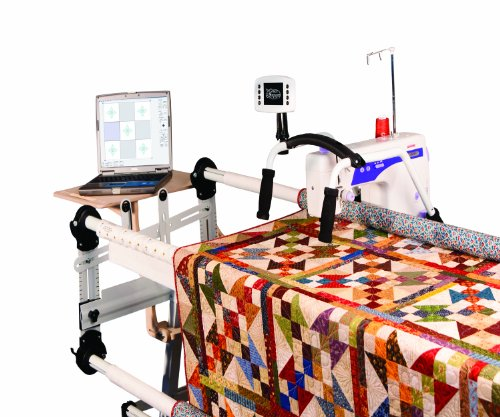 Read About Grace QuiltMotion Professional Computer Automated Quilting System Compatible For Sewing M...