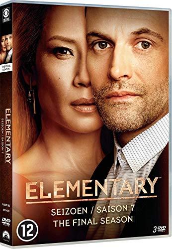 Elementary-Saison 7 [DVD]