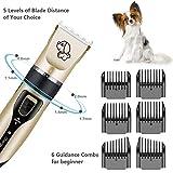 Zoom IMG-1 topjess tosatrice per cani tagliacapelli