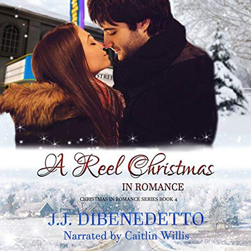 A Reel Christmas in Romance audiobook cover art