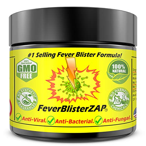 Fever Blisters Lips Cold Sores and Blister Cream FeverBlisterZAP Patch Prevention Lip Balm Numbing Sore Fever Tea Tree oil Sore Ointment Adults