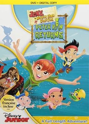 Jake & the Never Land Pirates: Peter Pan Returns