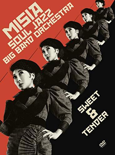 [画像:MISIA SOUL JAZZ BIGBAND ORCHESTRA SWEET&TENDER (DVD)]