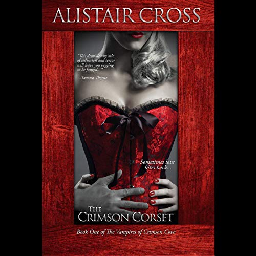 The Crimson Corset cover art