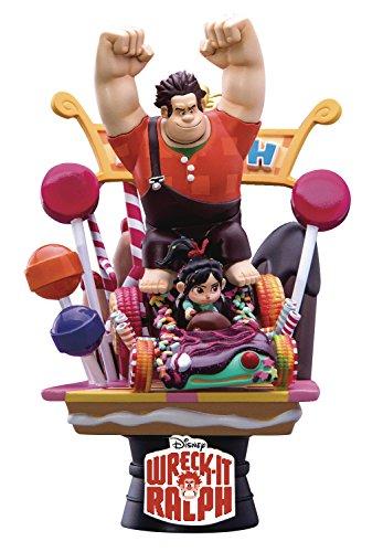 Beast Kingdom Toys Wreck-It Ralph D-Select PVC Diorama 14 cm Disney Dioramas