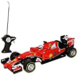 Maisto Ferrari SF70-H Sebastian Vettel Nr 5 Formel 1 2017 27 MHz RC Funkauto 1/24 Modell Auto mit individiuellem Wunschkennzeichen