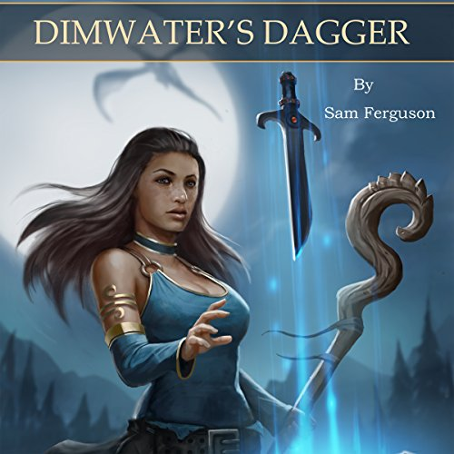 Dimwater's Dagger audiobook cover art