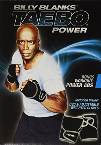 Billy Blanks: Tae Bo Power w/ Weighted Gloves Kit