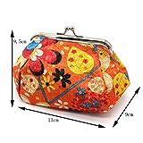 Zoom IMG-1 beaupretty borsellino portamonete in stoffa