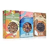 Be Nuts: Granola (Granola Mix, Pack de 3)