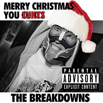Merry Christmas You XXXXX