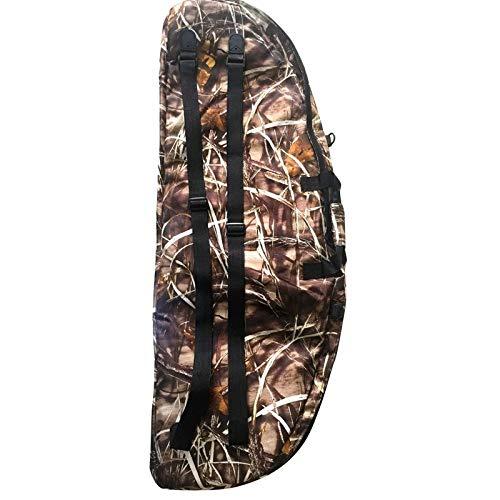 XHUENG Utile Tiro con L Arco Compound Bow Bag Bow Frecce Supporto del Tubo Protegge la Cassa Archery Bow (Color : 95X 45cm)